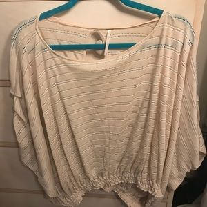 🔆Free People Wide Sleeve Top